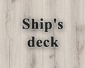 Ship's deck