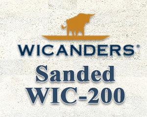 Sanded WIC-200